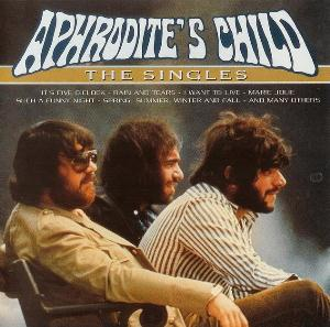 Aphrodite's Child The Singles album cover