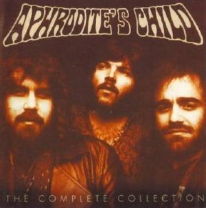Aphrodite's Child The Complete Collection album cover