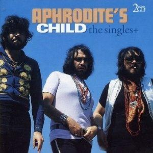 Aphrodite's Child The Singles + album cover