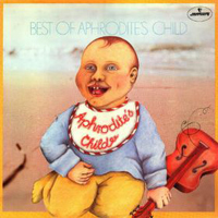 Aphrodite's Child - Best Of Aphrodite's Child CD (album) cover