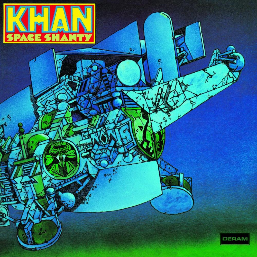 Space Shanty by KHAN album cover