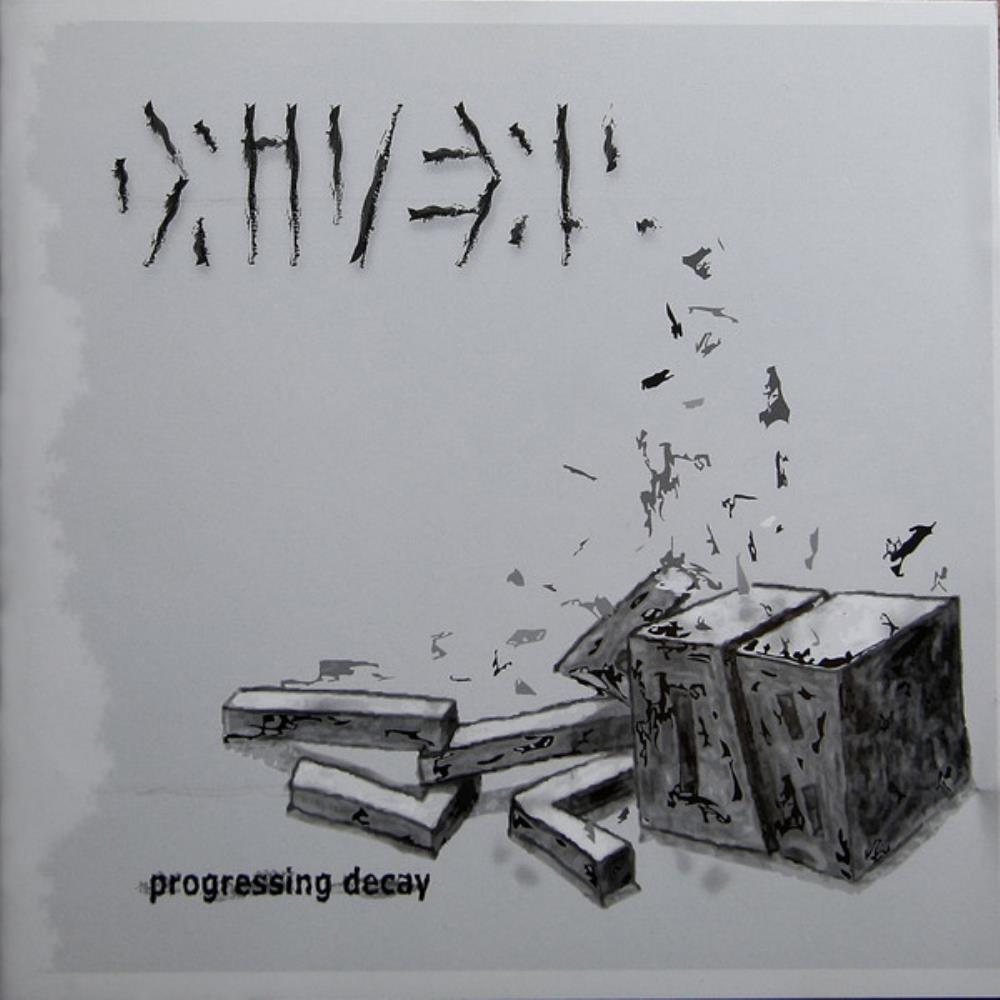 Progressive Decay by DRIVEBY album cover