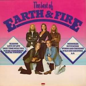 Earth And Fire The Best of Earth and Fire album cover