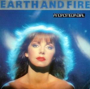 Earth And Fire Andromeda Girl album cover