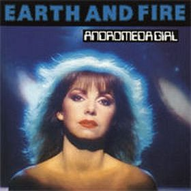 Andromeda Girl by EARTH AND FIRE album cover