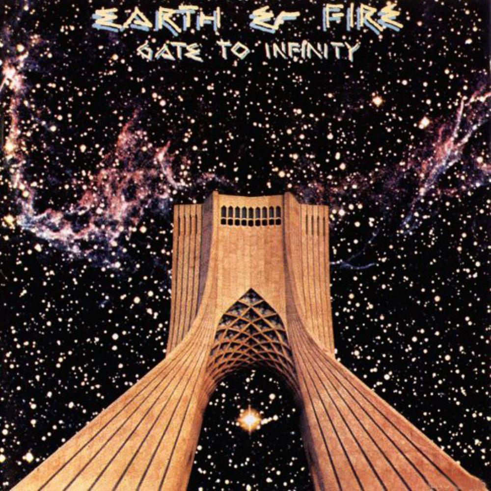 Earth And Fire - Gate To Infinity CD (album) cover