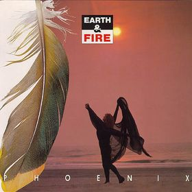 Phoenix by EARTH AND FIRE album cover