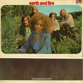Earth and Fire - Earth and Fire CD (album) cover