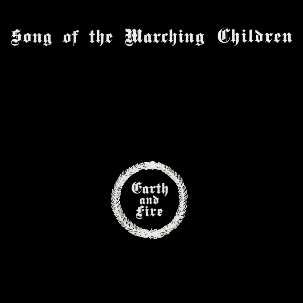 Earth And Fire - Song Of The Marching Children CD (album) cover
