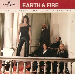 Earth & Fire The Universal Masters Collection  album cover