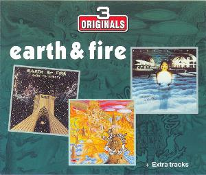Earth And Fire 3 Originals  album cover