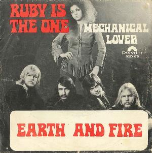 Ruby Is the One by EARTH AND FIRE album cover
