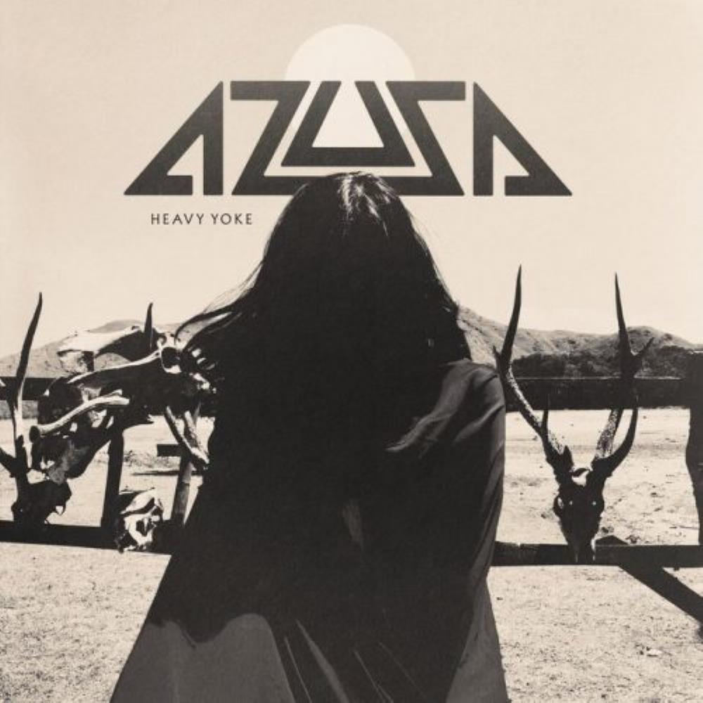Heavy Yoke by AZUSA album cover