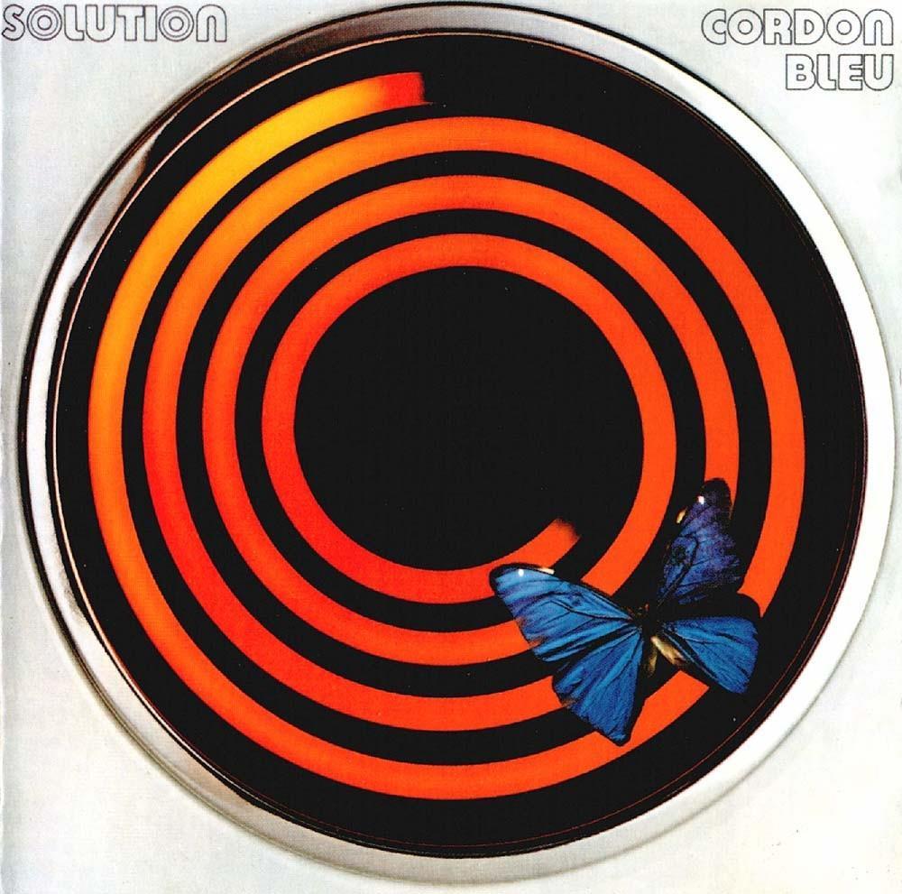 Cordon Bleu by SOLUTION album cover