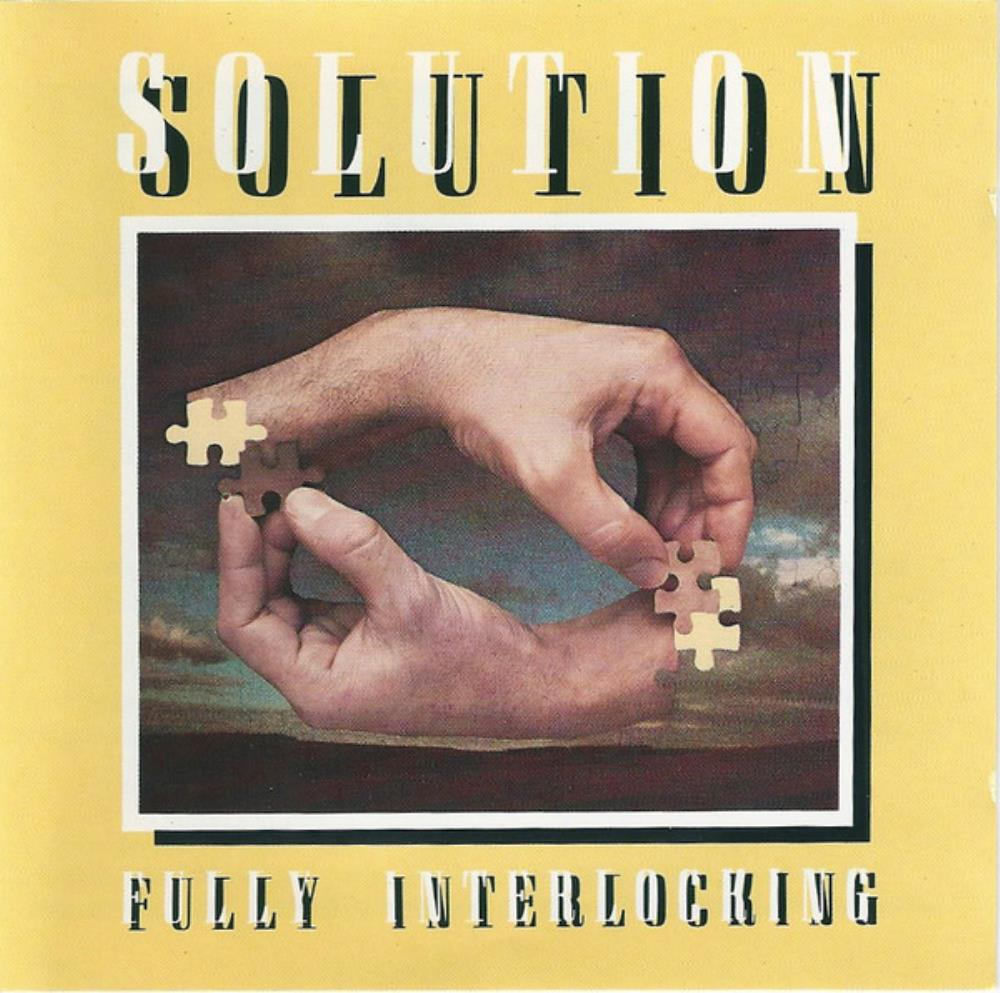 Solution - Fully Interlocking CD (album) cover