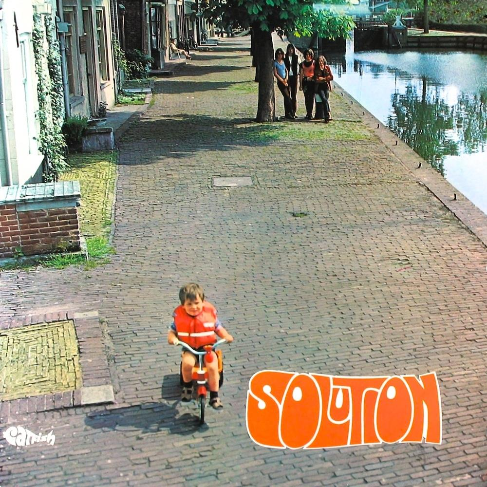 Solution - Solution CD (album) cover