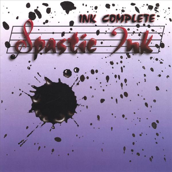 Spastic Ink - Ink Complete CD (album) cover