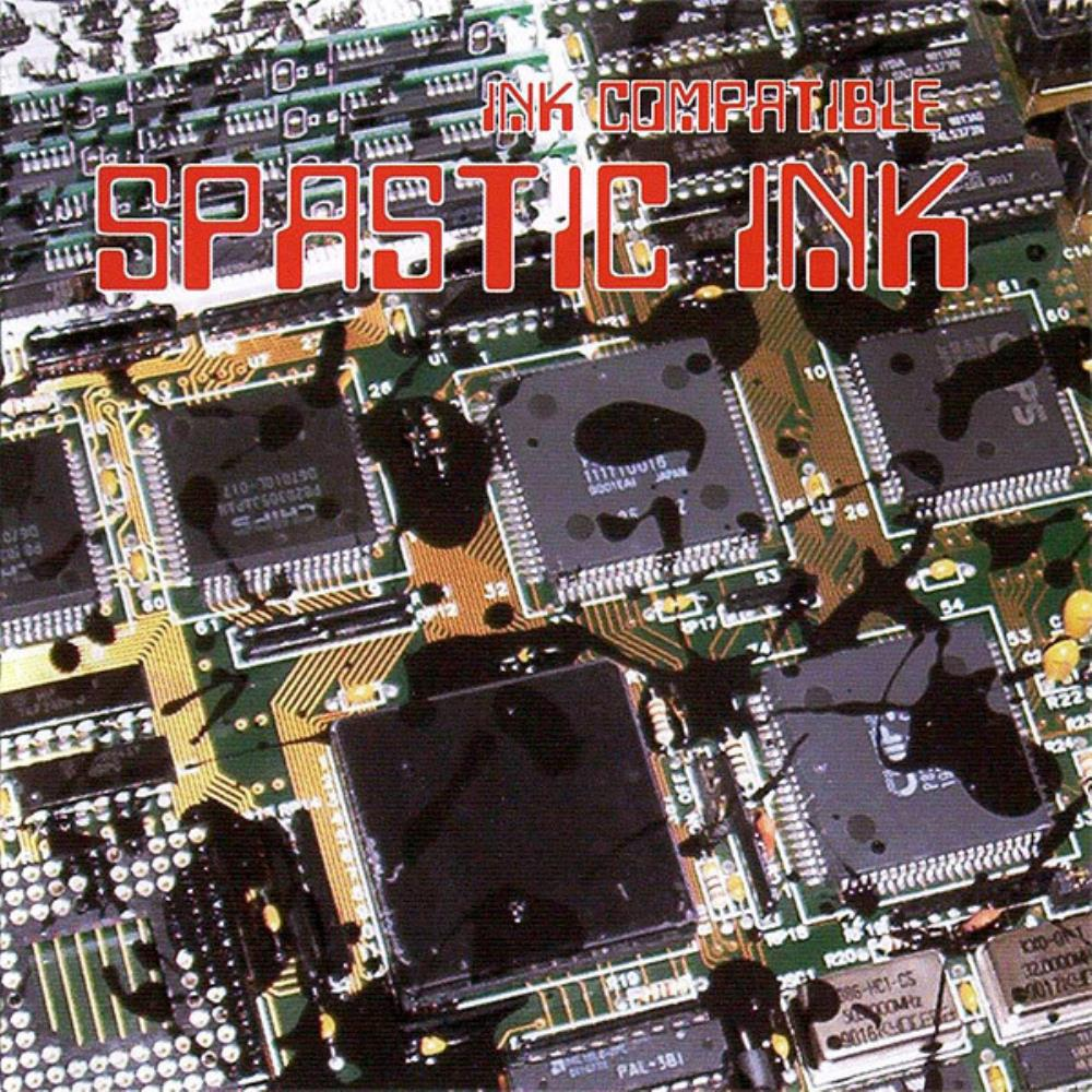 Spastic Ink - Ink Compatible CD (album) cover