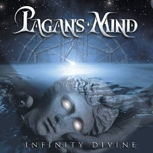 Pagan's Mind Infinity Divine album cover