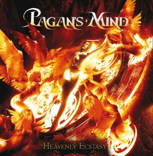 Pagan's Mind - Heavenly Ecstasy CD (album) cover