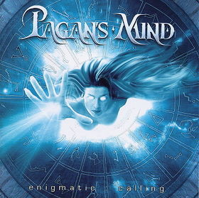 Pagan's Mind - Enigmatic: Calling CD (album) cover