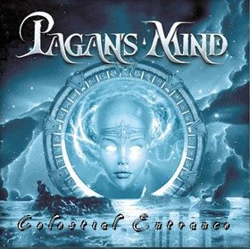 Pagan's Mind - Celestial Entrance  CD (album) cover