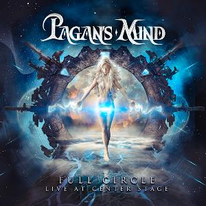 Full Circle - Live at Center Stage by PAGAN'S MIND album cover
