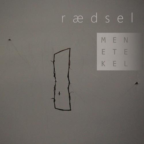 Menetekel by RÆDSEL album cover