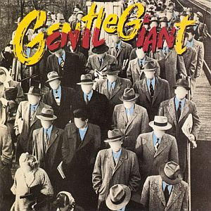 Gentle Giant Civilian album cover