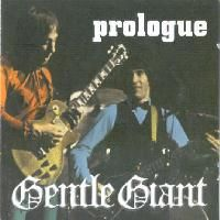 Gentle Giant Prologue album cover