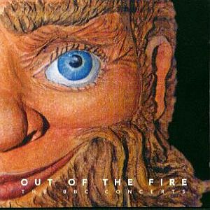 Gentle Giant - Out Of The Fire CD (album) cover