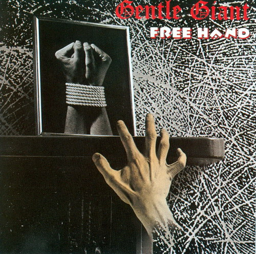 Gentle Giant - Free Hand  CD (album) cover