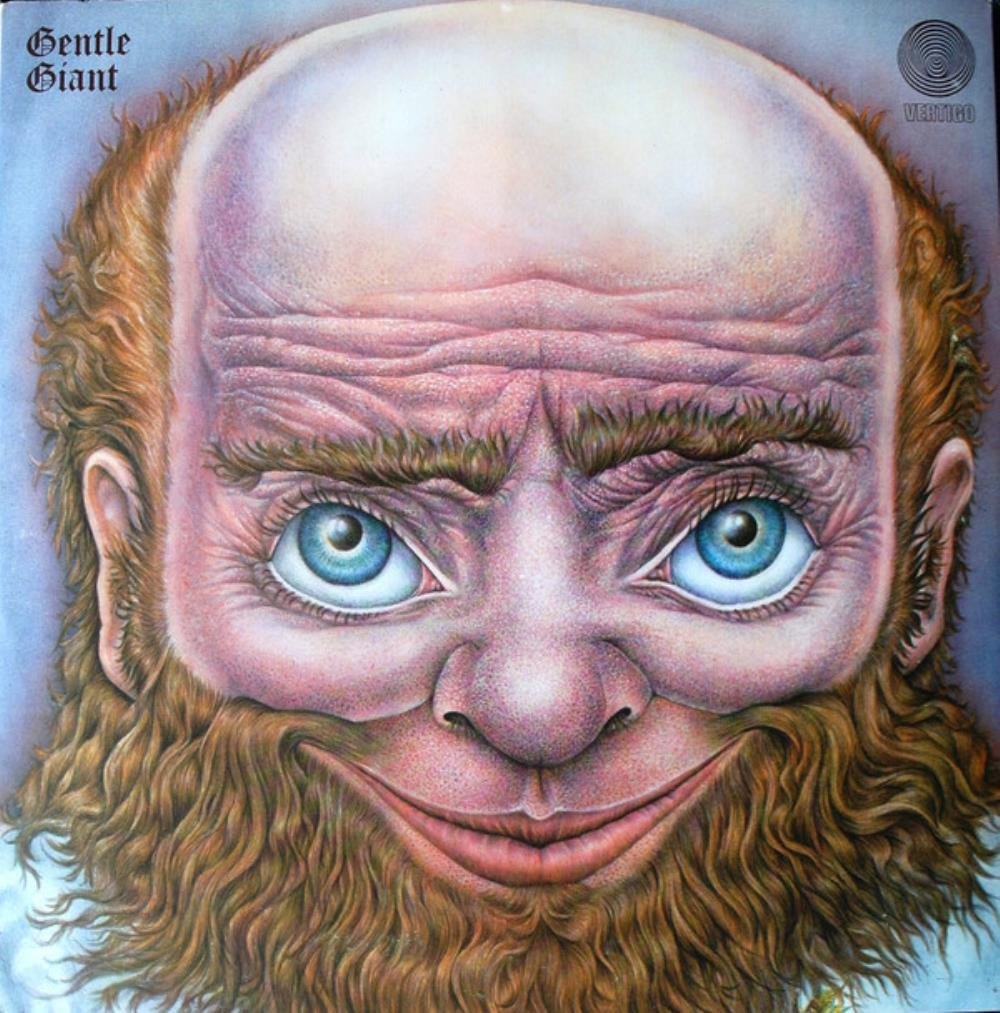 Gentle Giant - Gentle Giant CD (album) cover