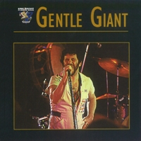 Gentle Giant King Biscuit Flower Hour Presents album cover