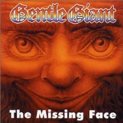 Gentle Giant Missing Face album cover
