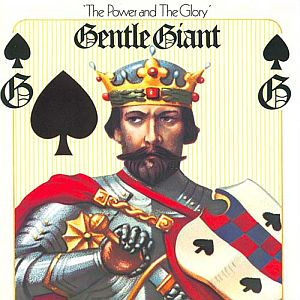 Gentle Giant - The power and the glory Cover_4636141582009