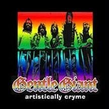 Gentle Giant Artistically Cryme  album cover