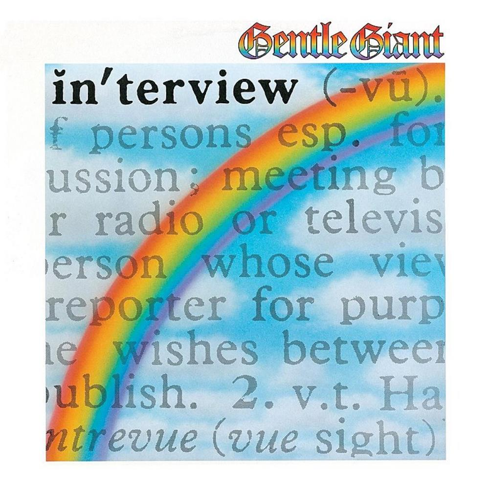 Interview by GENTLE GIANT album cover