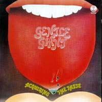 Gentle Giant - Acquiring the Taste CD (album) cover
