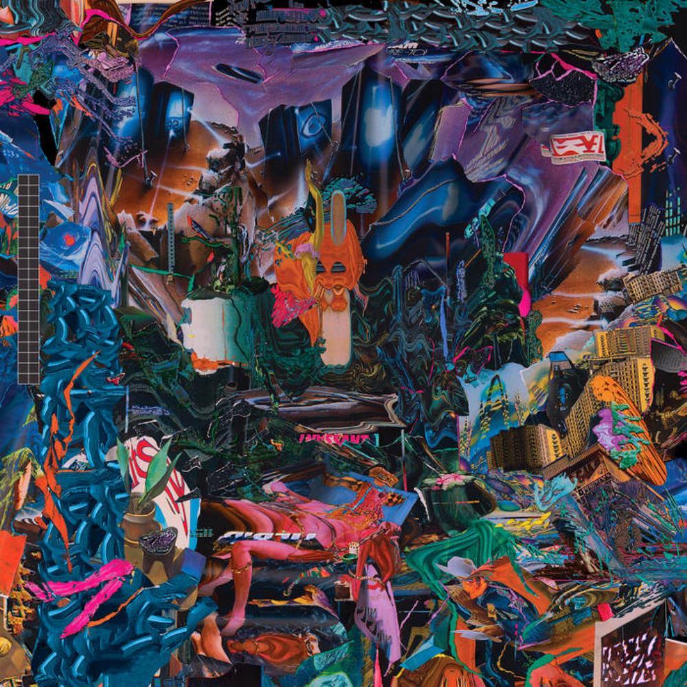 Cavalcade by BLACK MIDI album cover