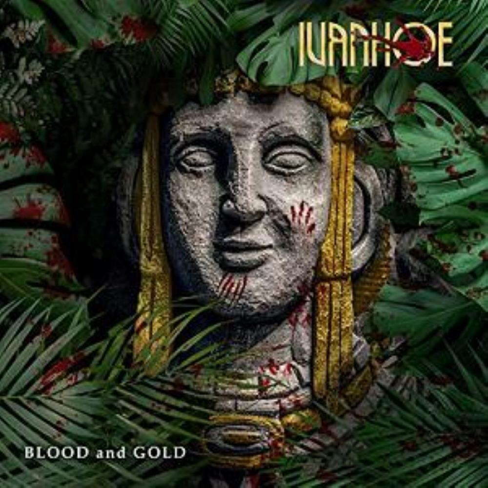 Blood and Gold by IVANHOE album cover