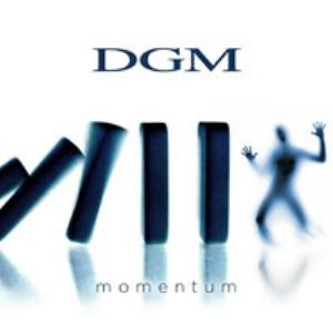 Momentum by DGM album cover