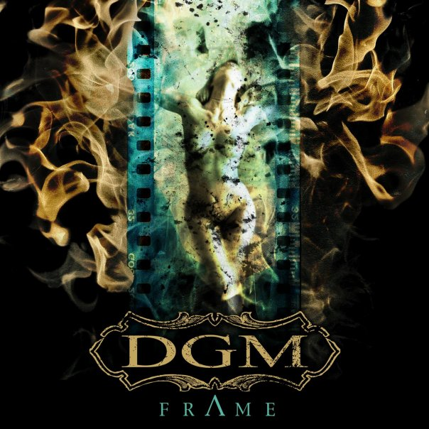 DGM - FrAme CD (album) cover