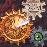 DGM Wings of Time album cover