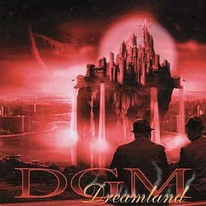 DGM Dreamland album cover