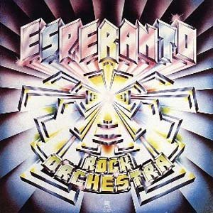 Esperanto Rock Orchestra by ESPERANTO album cover
