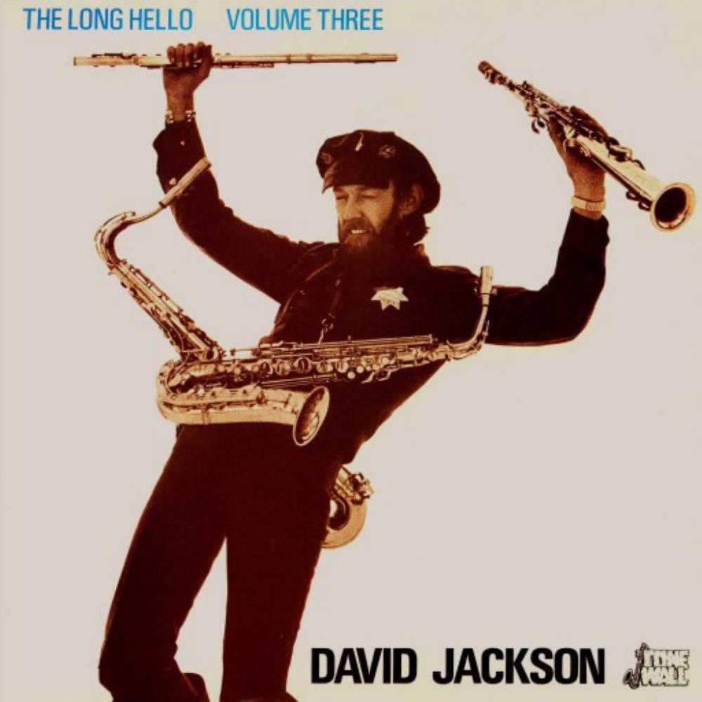 The Long Hello Volume Three album cover