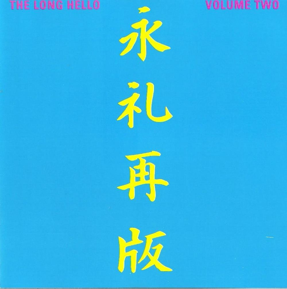 The Long Hello Volume Two album cover