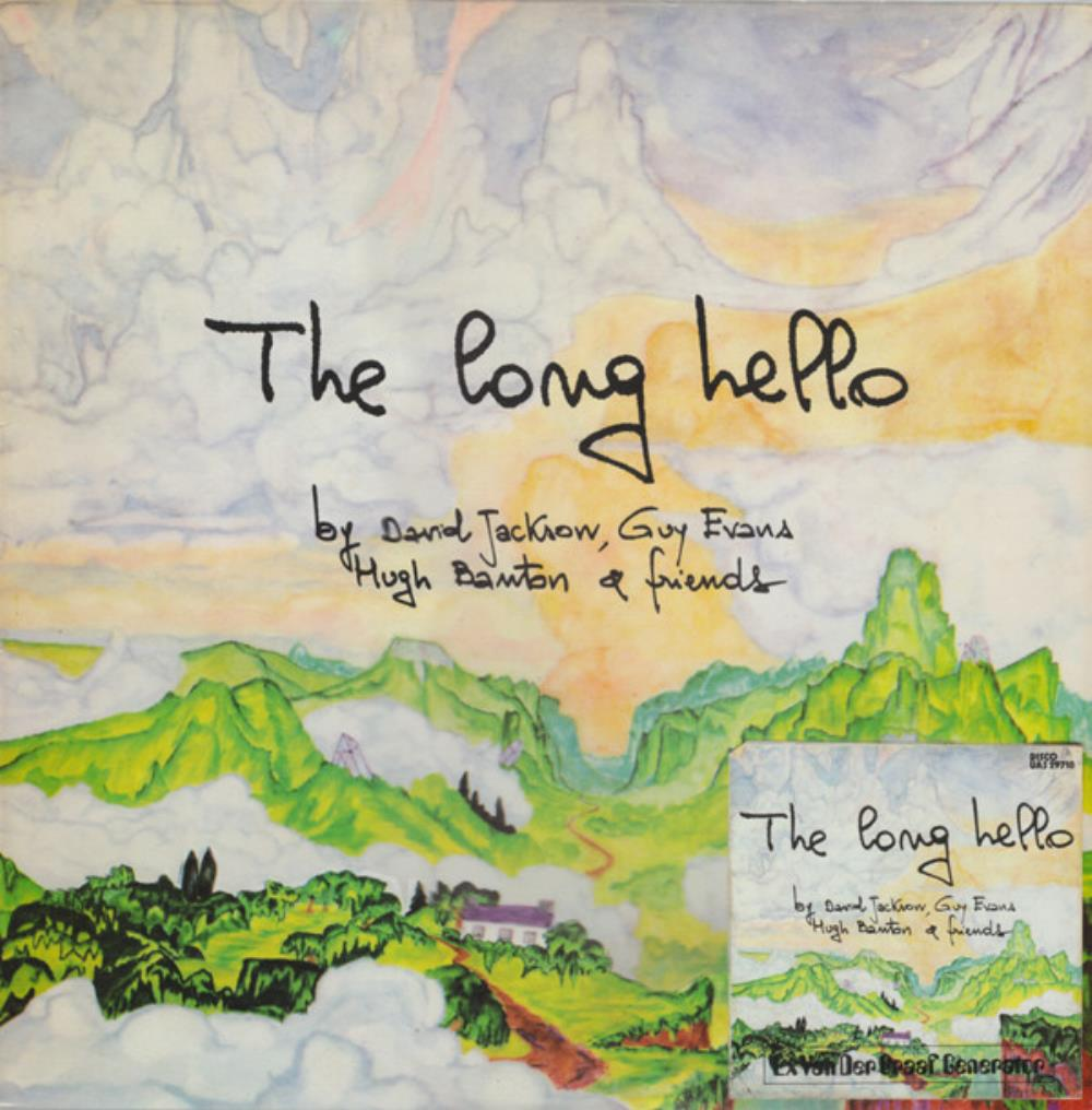 The Long Hello by LONG HELLO, THE album cover