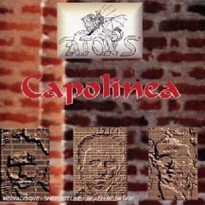 Capolinea by ATON'S album cover